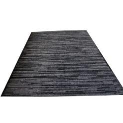 Buitenkleed Terraskleed kleur Grijs/Antraciet 160x230cm