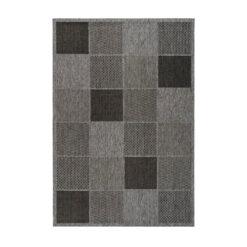 buitenkleed terraskleed kleur silver 160x230cm