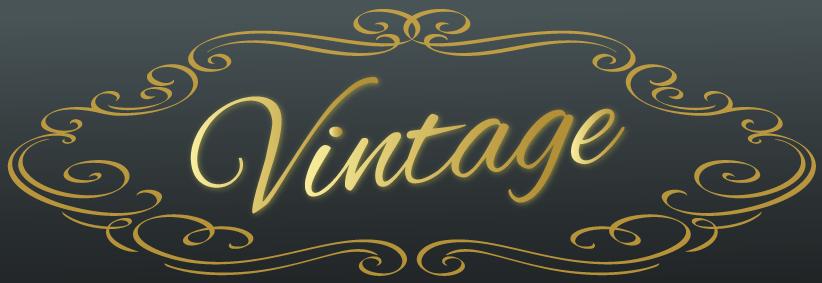 Designer Vintage Retro ontwerpen